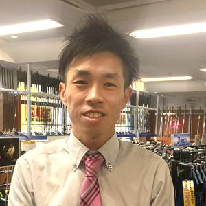 店長 須田拓郎