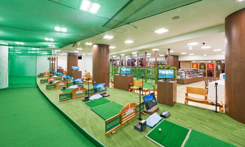 ゴルフスクール プレミアム グランフロント大阪